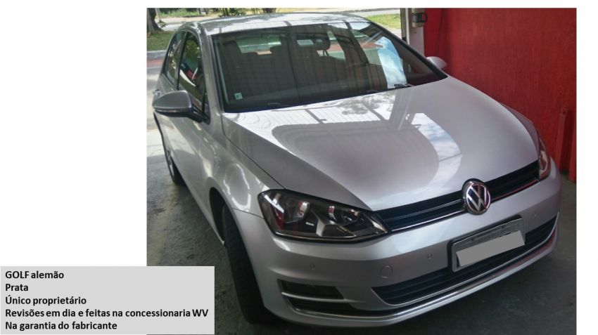 Volkswagen Golf 1.4 TSi BlueMotion Technology Highline - Foto #1