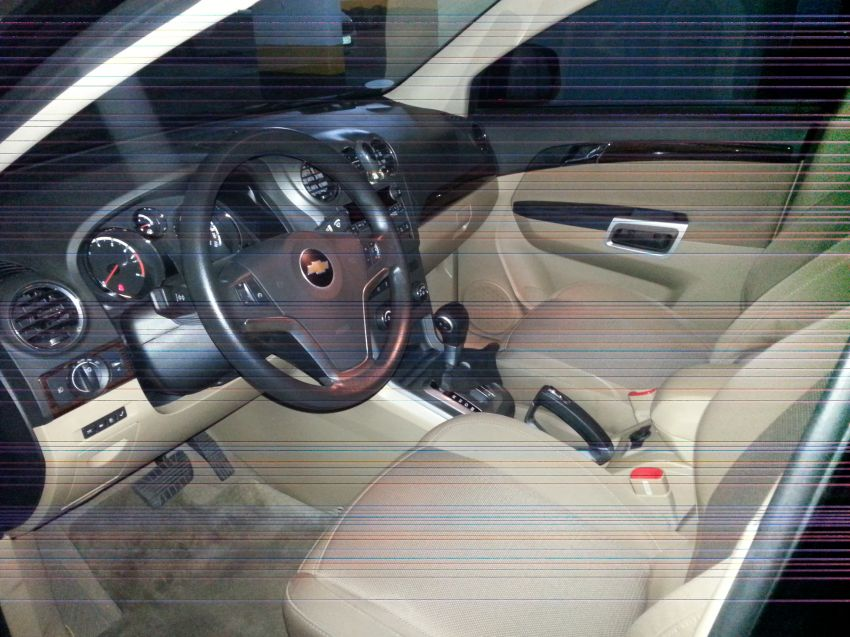 Chevrolet Captiva Ecotec 2.4 16v - Foto #8