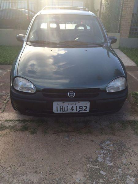 Chevrolet Corsa Pick Up GL 1.6 EFi - Foto #2