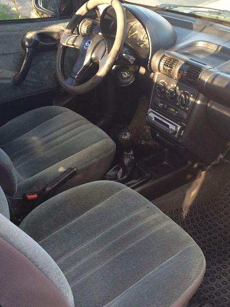 Chevrolet Corsa Pick Up GL 1.6 EFi - Foto #8