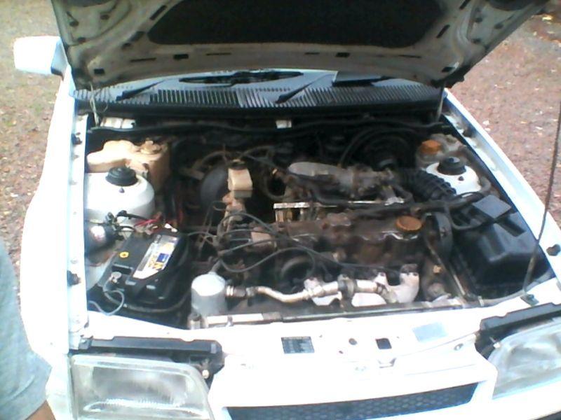 Chevrolet Kadett Hatch GSi 2.0 MPFi - Foto #10