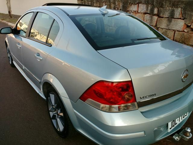 Chevrolet Vectra Elite 2.4 (Flex) (Aut) - Foto #4