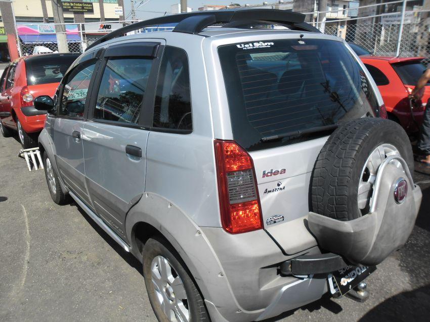 Fiat Idea 1.8 Adventure Dualogic (Flex) - Foto #3