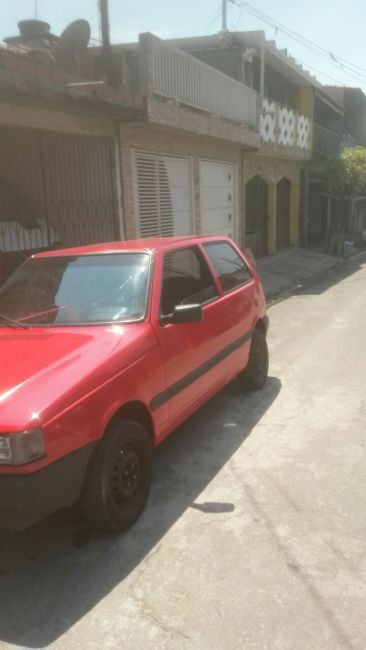 Fiat Uno Attractive 1.0 (Flex) 4p - Foto #2