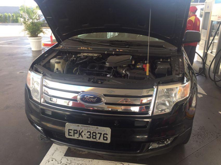 Ford Edge 3.5 V6 SEL (Aut) - Foto #4
