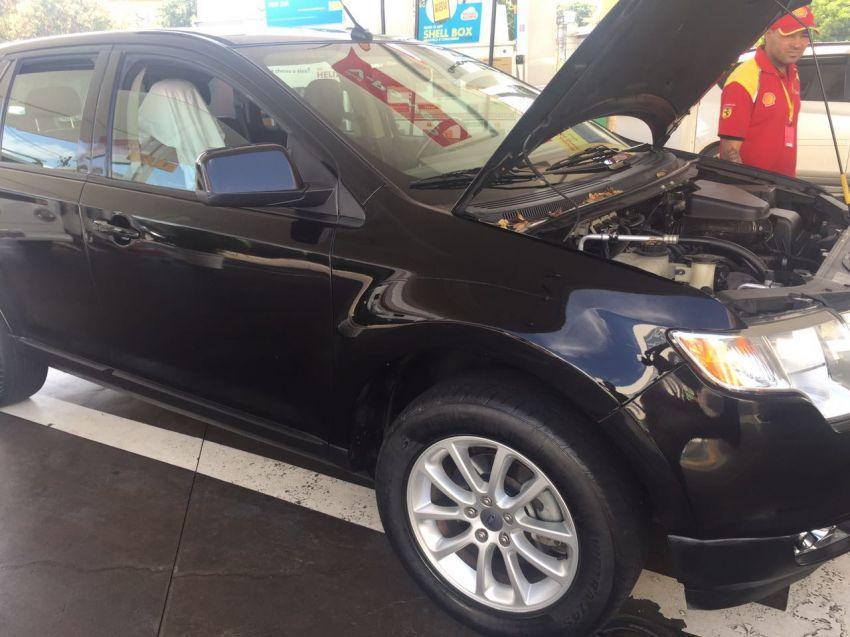 Ford Edge 3.5 V6 SEL (Aut) - Foto #5