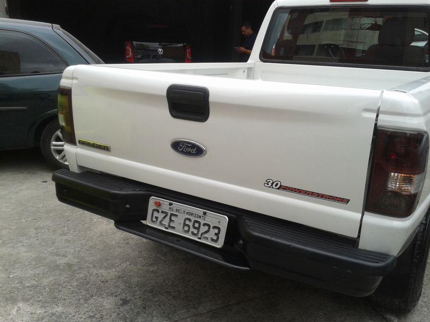 Ford Ranger XLS 4x2 3.0 (Cab Simples) - Foto #7