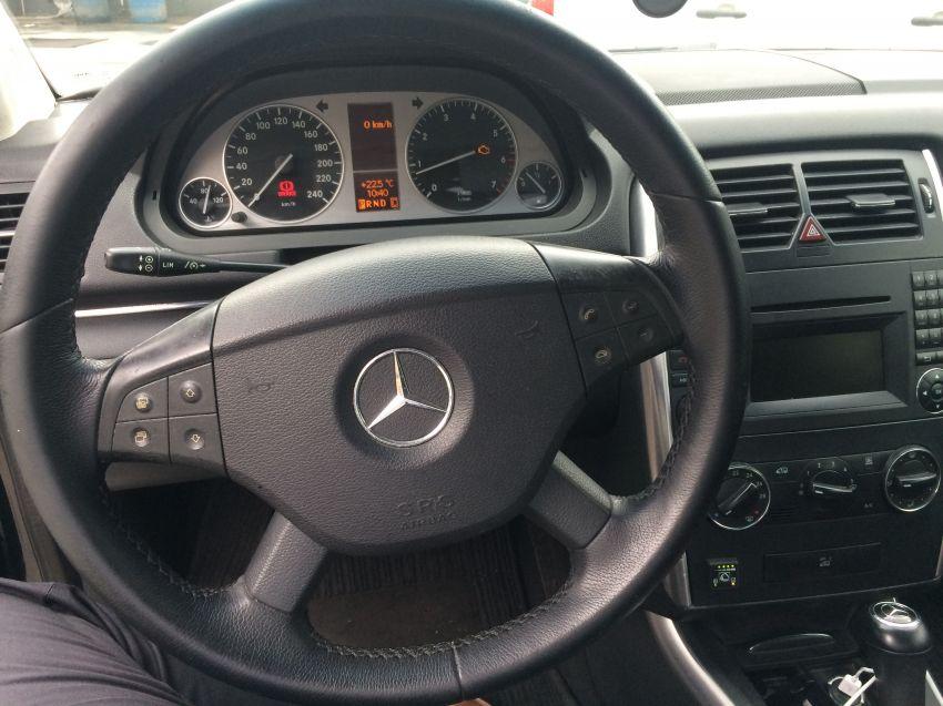 Mercedes-Benz B 180 - Foto #6