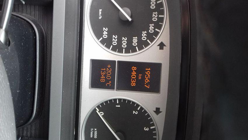 Mercedes-Benz B 200 - Foto #7