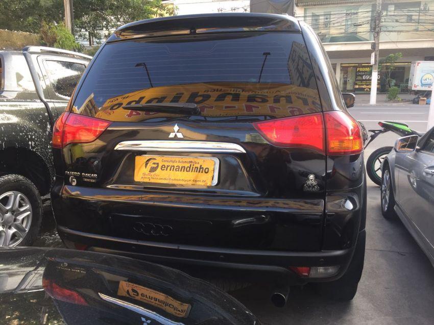 Mitsubishi Pajero Dakar 3.2 HPE 4WD (aut) - Foto #3