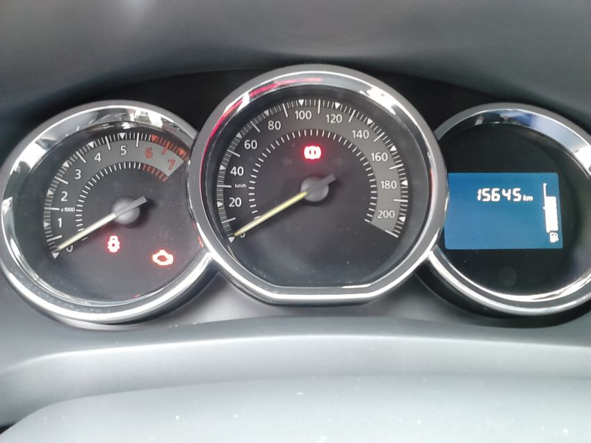 Renault Sandero Dynamique 1.6 8V (Flex) - Foto #8