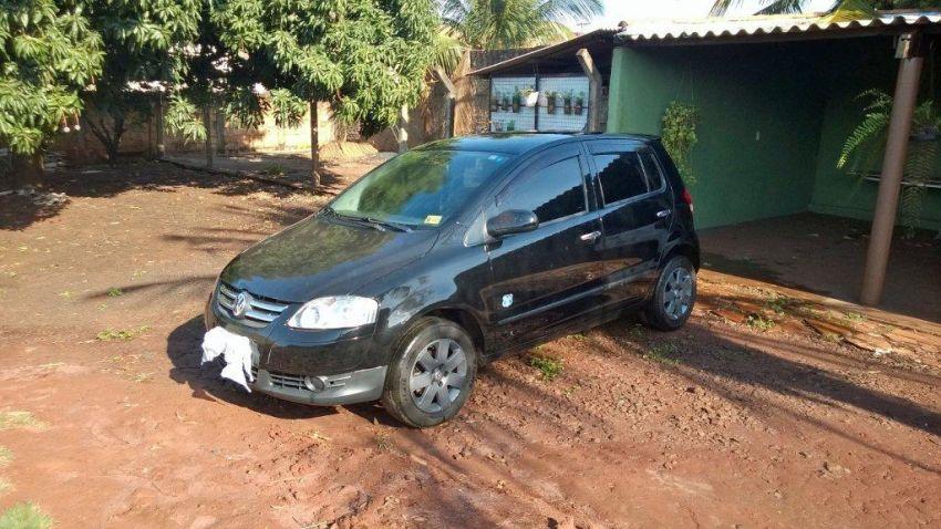 Volkswagen Fox Route 1.6 8V (Flex) - Foto #2