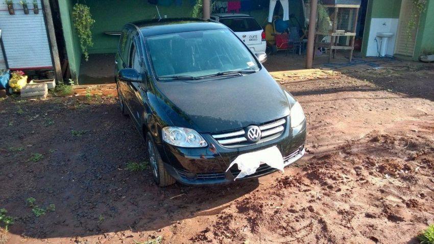 Volkswagen Fox Route 1.6 8V (Flex) - Foto #5