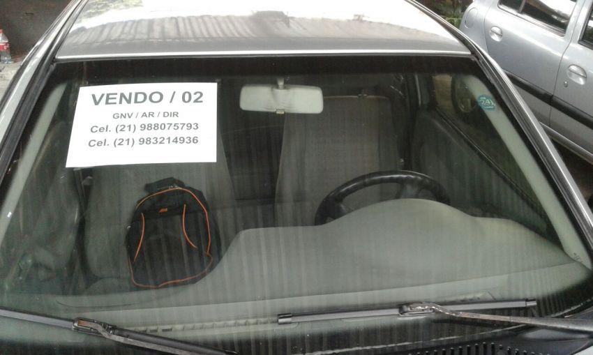 Volkswagen Gol 1.0 8V (G3) 2p - Foto #2