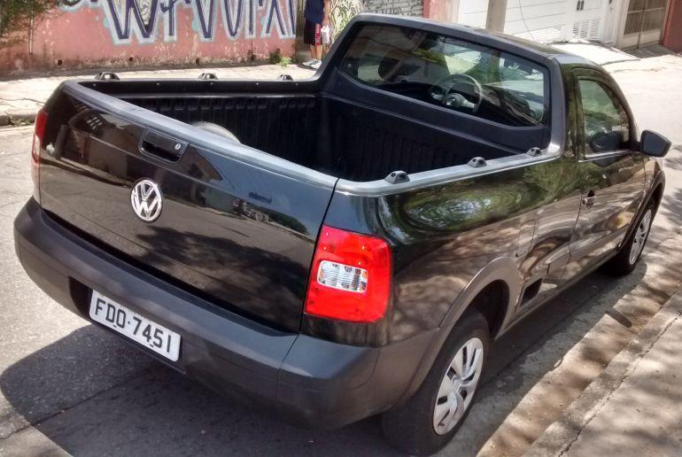 Volkswagen Saveiro CLi 1.6 MI - Foto #6