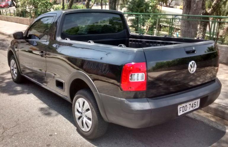 Volkswagen Saveiro CLi 1.6 MI - Foto #7