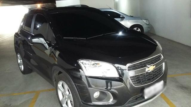 Chevrolet Tracker LTZ 1.8 16v Ecotec (Flex) (Aut) - Foto #3