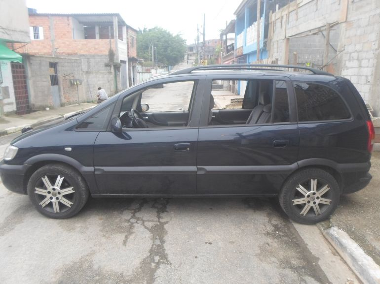 Chevrolet Zafira 2.0 16V - Foto #10