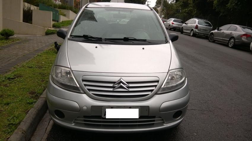 Citroën C3 GLX 1.4 8V - Foto #10