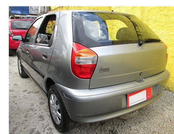 Fiat Palio Fire 1.0 (Flex) 4p - Foto #6