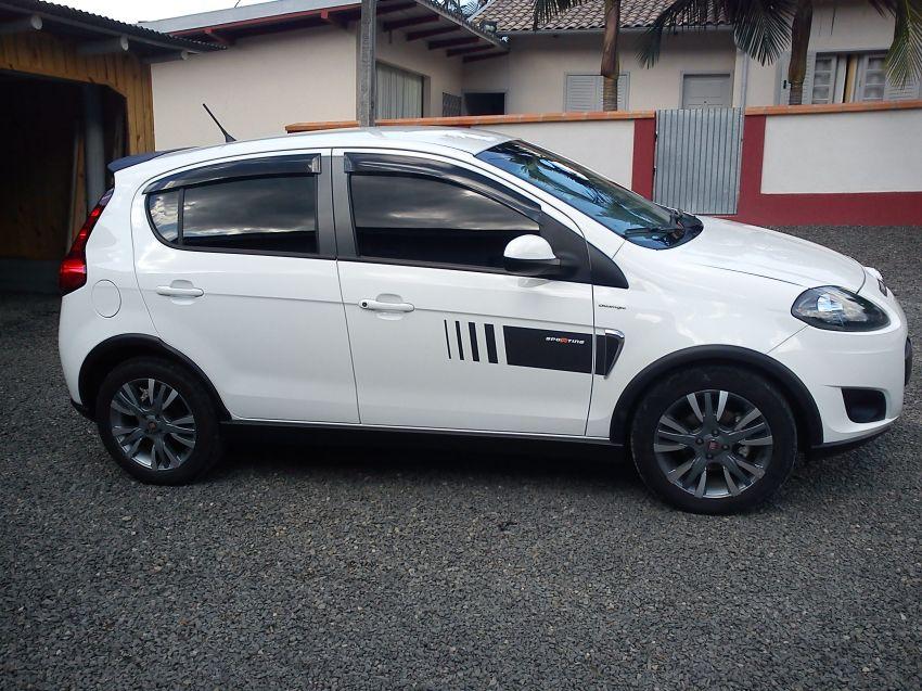 Fiat Palio Sporting Dualogic 1.6 (Flex) - Foto #4