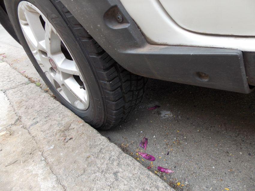 Fiat Palio Weekend Trekking 1.4 8V (Flex) - Foto #9