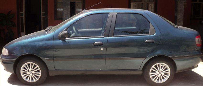 Fiat Siena City 1.6 MPi - Foto #2