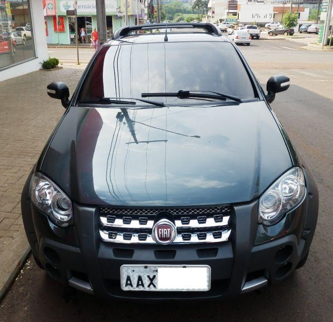 Fiat Strada Adventure 1.8 8V (Flex) (Cab Estendida) - Foto #8