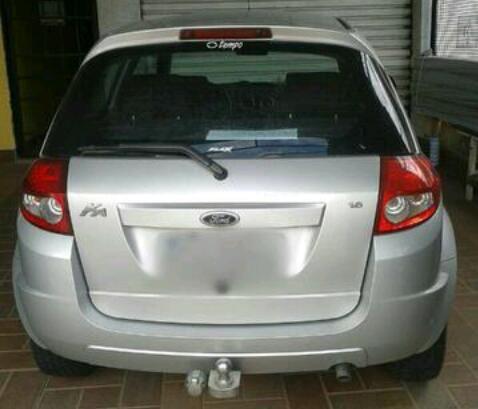 Ford Ka 1.6 (Flex) - Foto #5