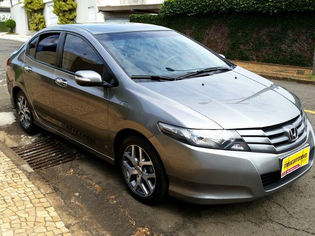 Honda City EX 1.5 16V (flex) (aut.) - Foto #3