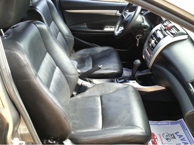 Honda City EX 1.5 16V (flex) (aut.) - Foto #8