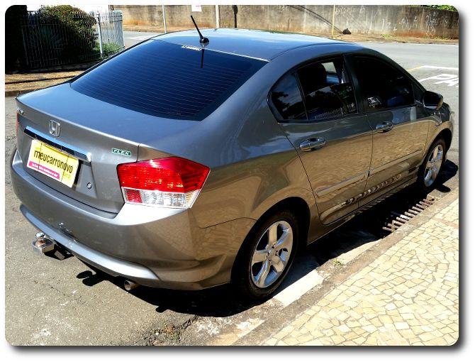 Honda City EX 1.5 16V (flex) (aut.) - Foto #5