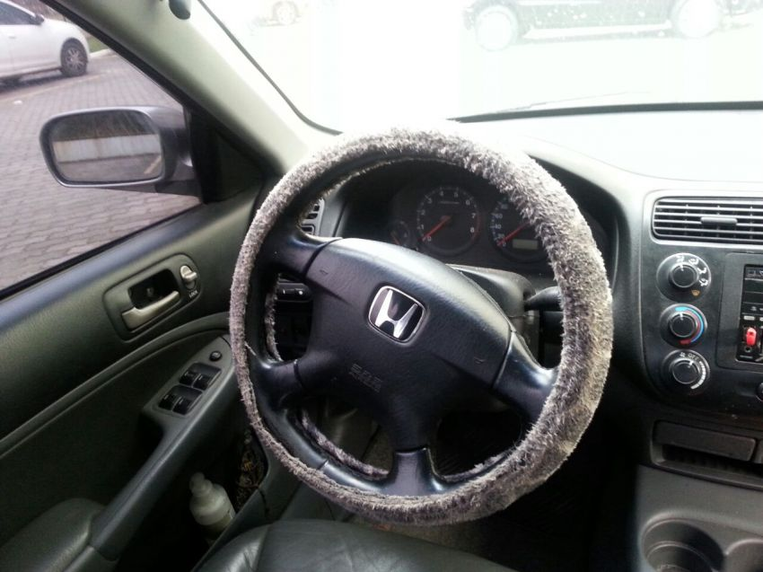 Honda Civic Sedan EX 1.7 16V - Foto #5