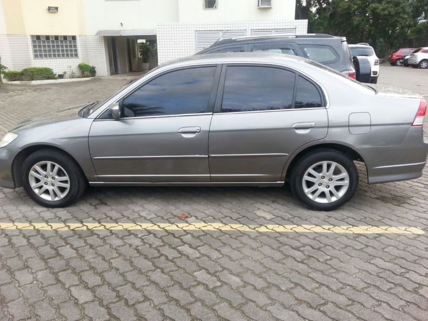Honda Civic Sedan EX 1.7 16V - Foto #6