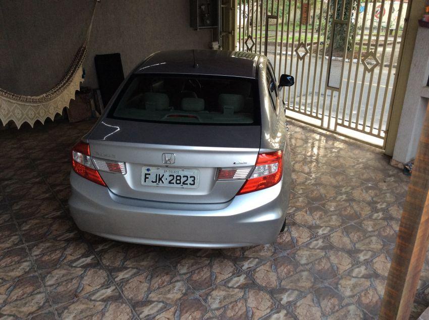 Honda Civic 1.8 i-VTEC LXS (Aut) (Flex) - Foto #1