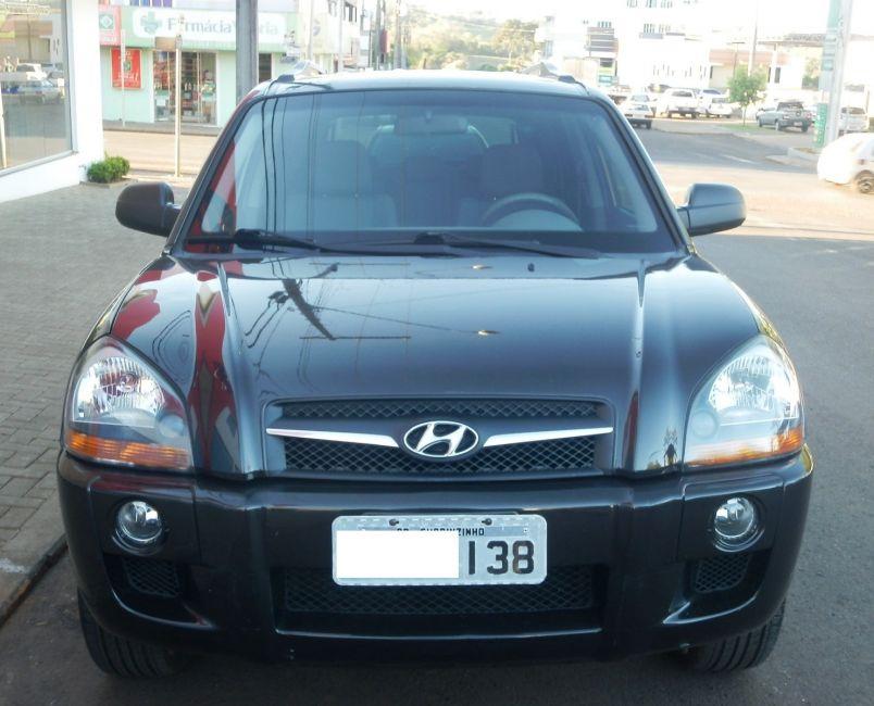 Hyundai Tucson GL 2.0 16V - Foto #9
