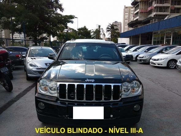 Jeep Grand Cherokee Limited 4.7 V8 - Foto #1