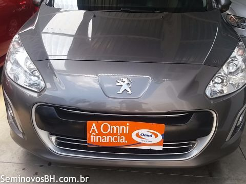Peugeot 308 1.6 16v Allure - Foto #1