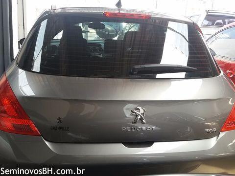 Peugeot 308 1.6 16v Allure - Foto #4