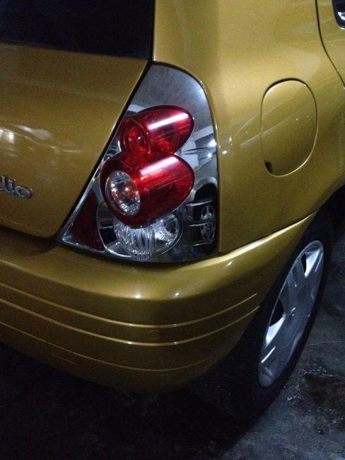 Renault Clio Hatch RL 1.0 8V - Foto #8