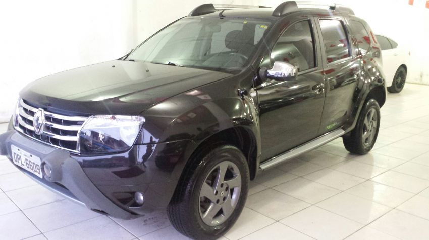 Renault Duster 1.6 16V Tech Road (Flex) - Foto #1