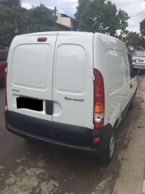 Renault Kangoo Expression 1.6 16V (flex) - Foto #2