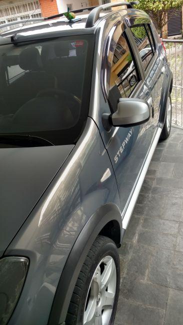 Renault Sandero Stepway 1.6 16V (flex) - Foto #8