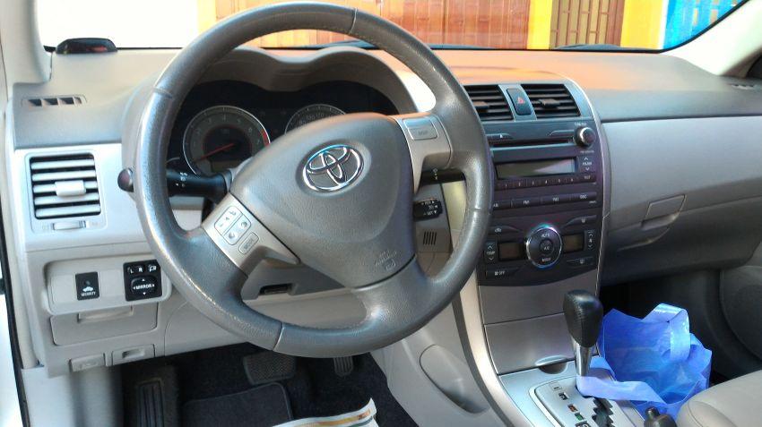 Toyota Corolla Sedan XEi 1.8 16V (nova série) (aut) - Foto #6