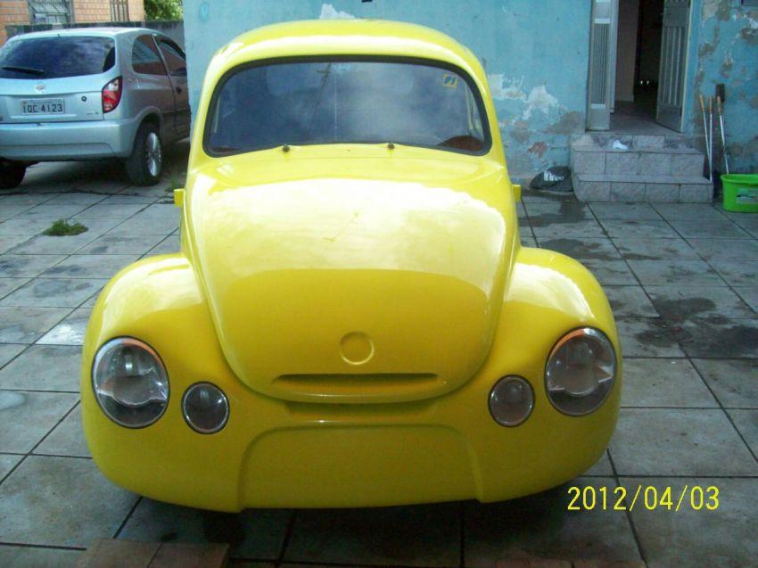 Volkswagen Fusca 1300 - Foto #1
