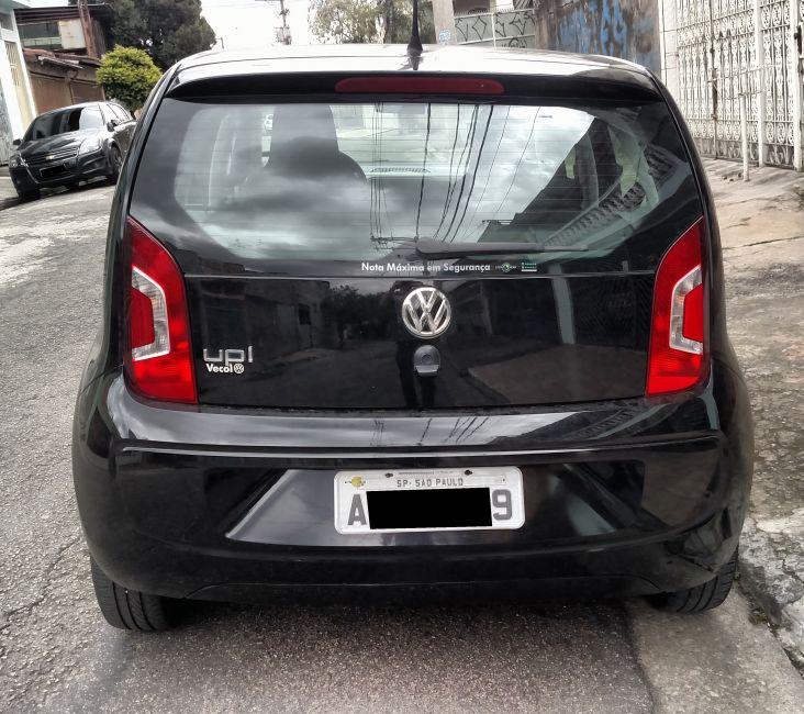 Volkswagen Up! 1.0 12v Move-Up 4p - Foto #2