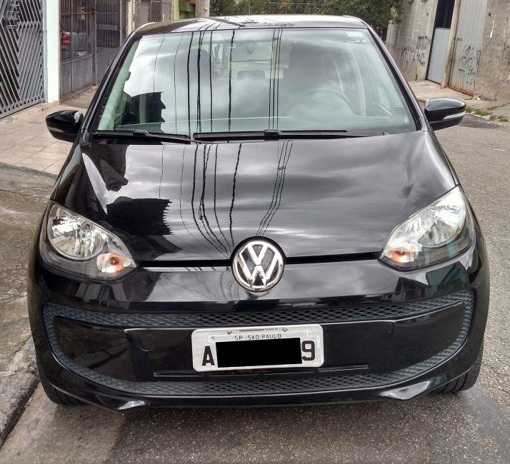 Volkswagen Up! 1.0 12v Move-Up 4p - Foto #8