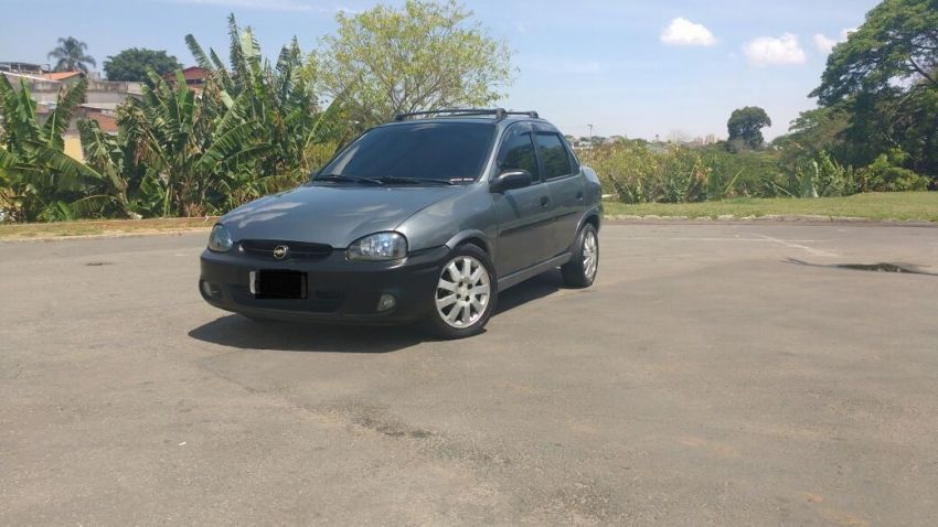 Chevrolet Corsa Sedan Super 1.0 MPFi 16V - Foto #6