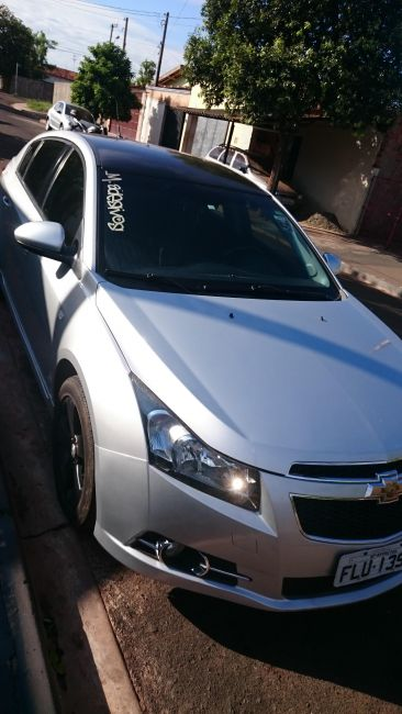 Chevrolet Cruze LT 1.8 16V Ecotec (Flex) - Foto #10