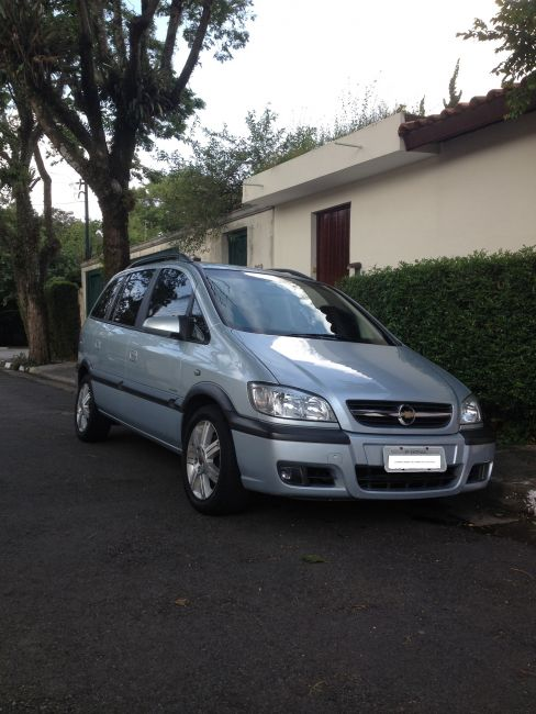 Chevrolet Zafira Elite 2.0 (Flex) - Foto #1